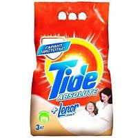 Порошок пральний авт. TIDE 3кг Color Lenor