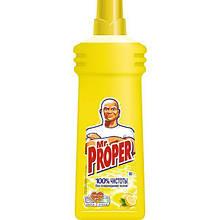 Засіб рід. дпідлоги MR. PROPER 750мл Лимон