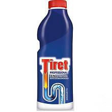 Рідкий засіб TIRET для чищення каналізаційних труб 1л