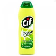 Крем чистячий CIF 250мл Актив Лимон