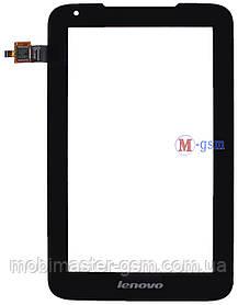 Тачскрин (сенсорный экран) Lenovo Tab 2 A1000 черный