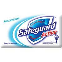 Мило туалетне SAFEGUARD 90г Класичний
