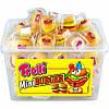 Желейные конфеты Trolli Mini Burger 60шт., 600гр (Германия)