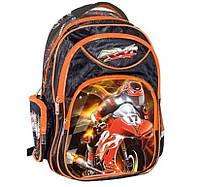 Рюкзак школьный ортопедический для мальчиков  TM Class