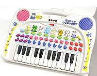 Музыкальный инструмент Синтезатор Пианино Simba 6833600