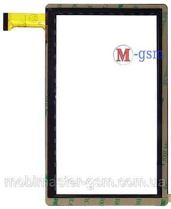 "Тачскрин (сенсорный экран) 7"" (P/N: LS-FPC-0700MG76, ZCC-1948 V2) черный, фото 2"