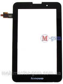 Тачскрин (сенсорный экран) Lenovo IdeaTab A3000, A5000 черный