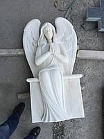 Надгробье из мрамора