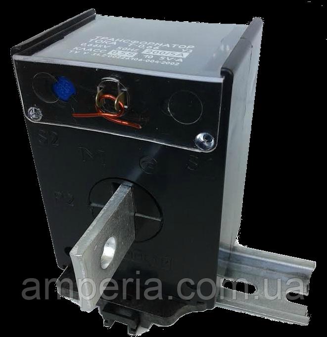 Трансформатор тока Т 0,66-1 А 500/5 кл.т.0,5S (16 лет межповерочный интервал)