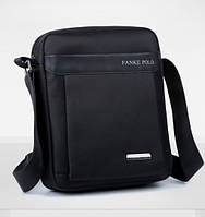Стильная мужская маленькая тканевая сумка