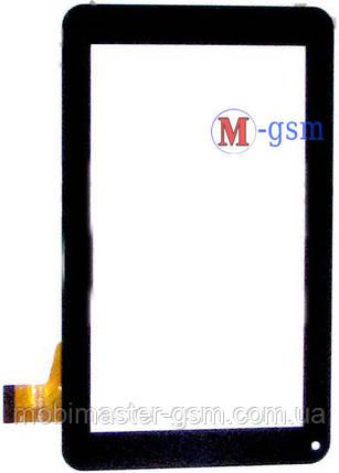 Тачскрин (сенсорный экран) Assistant AP-710, AP-711 (p/n:ZP9020-7, 300-N3803K-A00-V1.0) черный, фото 2
