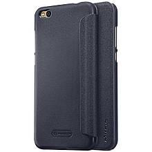 Чехол книжка Nillkin Sparkle Smart для Xiaomi Mi 5c черный