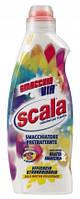 Пятновыводитель для белых и цветных вещей  со щеткой Scala Smacchiatore Pretrattante 500ml
