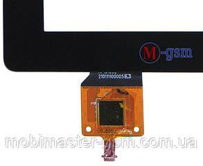Тачскрин Lenovo IdeaTab A7600-F, A10-70 черный, фото 2