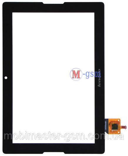 Тачскрин Lenovo IdeaTab A7600-F, A10-70 черный