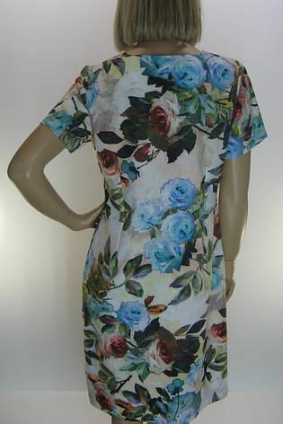 Платье с цветами  CMA, фото 2