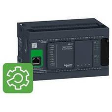 Программируемый логический контроллер Modicon M241 - Для сложных задач