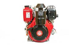 Дизельный двигатель Weima WM192FE (14 л.с., эл. старт шпонка 25 мм)