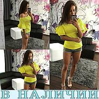 ХИТ ЛЕТА!!! Женская блузка Scarle !!!! 8 ЦВЕТОВ!!!