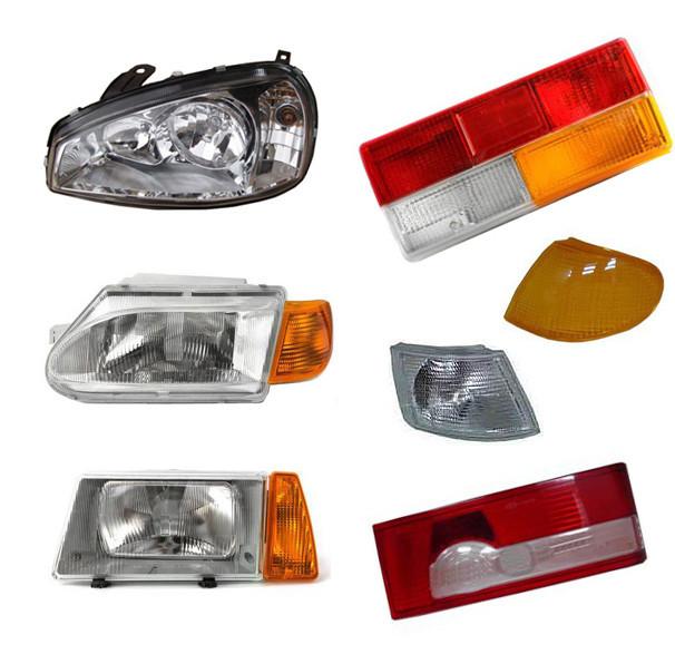 Оптика и указатели поворотов ВАЗ 2101-2107