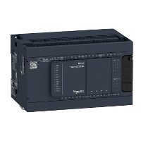 TM241C24T Контроллер M241 24 входов/выходов транзистор PNP