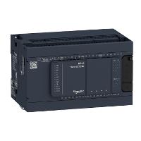 TM241C24U Контроллер M241 24 входов/выходов транзистор NPN