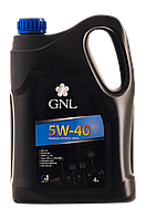 Моторное масло GNL Premium Synthetic 5W-40 4л.( Украина).