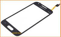 Сенсор (тачскрин) Samsung G313H, G313HD Galaxy Ace 4 Lite Duos Dark Grey Original