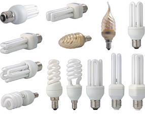 Люминисцентные лампочки