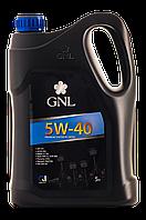 Моторное масло GNL Premium Synthetic 5W-40 5л.( Украина).