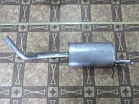 Глушитель задняя банка Kangoo 1.4B/1.9D