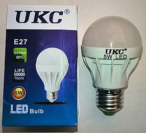 Светодиодные LED лампочки UKC 5W (E27)