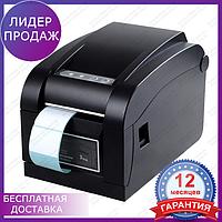 Термопринтер для печати этикеток  Xprinter XP-350B, фото 1