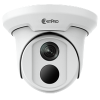 Smart ip камера 2mp ZetPro ZIP-3612ER3-PF28-B