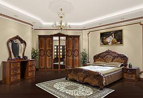 Спальня Кармен Нова від Світ Меблів (горіх)