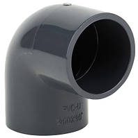 Колено ПВХ ERA 90° - диаметр 110мм