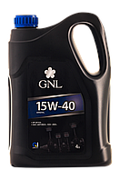 Моторное масло GNL Mineral 15W-40 4л.( Украина).