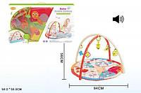 Коврик для малышей 818-11A (музык.)