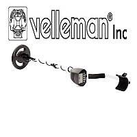 Металлоискатель Valleman MG 1020 / дискриминация / ЖК-дисплей
