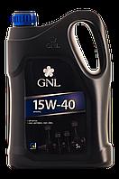 Моторное масло GNL Mineral 15W-40 5л.(Украина).