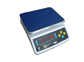 Весы фасовочные Центровес ВТЕ-Т3-ДВ1_3кг (250х185мм)