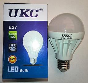 Светодиодные LED лампочки UKC 9W (E27)
