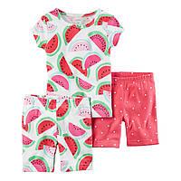 Пижама Carter's для девочек (CША) 5T