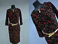 """Стильное женское платье в стиле """"Парижанки"""" Турция 42 размер"""