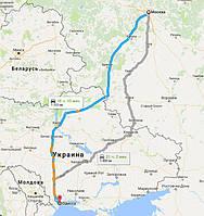 Перевозка, доставка Личных Вещей из Москвы в Одессу. Перевозка Личных Вещей из России в Украину.