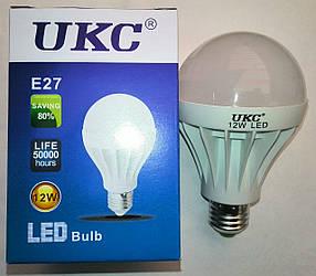 Светодиодные LED лампочки UKC 12W (E27)