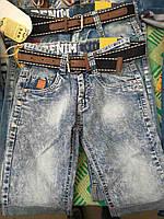 """Детские джинсовые шорты-бриджи """"S&D"""" №1"""