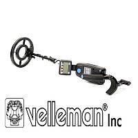 Металлоискатель Valleman MG 1019 / диапазон обнаружения более 2-х метров