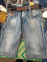 """Детские джинсовые шорты-бриджи """"S&D"""" №2"""
