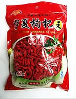 Ягоды годжи премиум Goji berries упаковка 250g размер ягоды 380\50